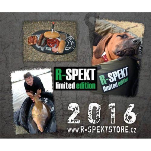Nástenný kalendár 2016 R-Spekt - Rybárske potreby LM Rybárstvo