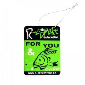 Aromatická visačka R-SPEKT FOR YOU- Rybarske potreby