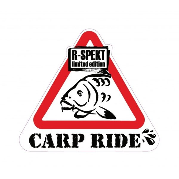 Samolepka R-Spekt CARP FRIEND