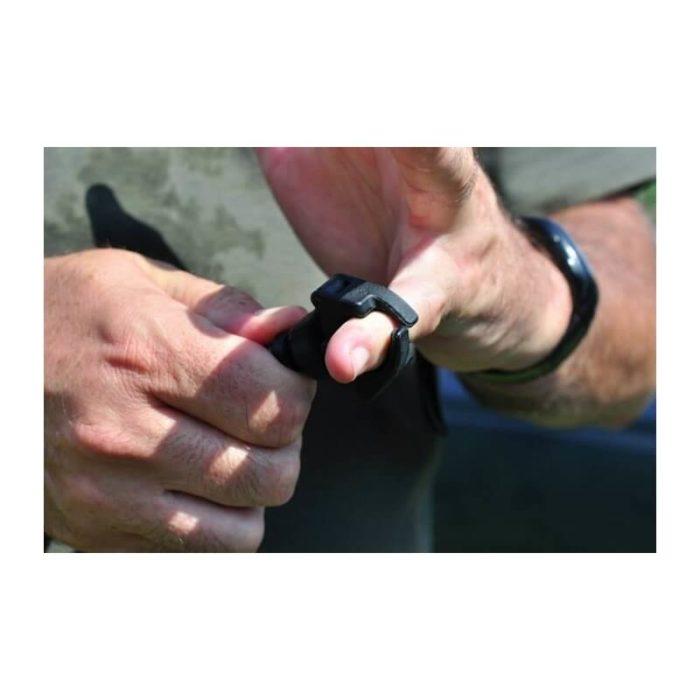 Klip na udicu NASH Butt Locks Malý Rybárske potreby LM Rybárstvo
