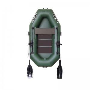 Čln Kolibri K-190 Zelený / Lamelová podlaha