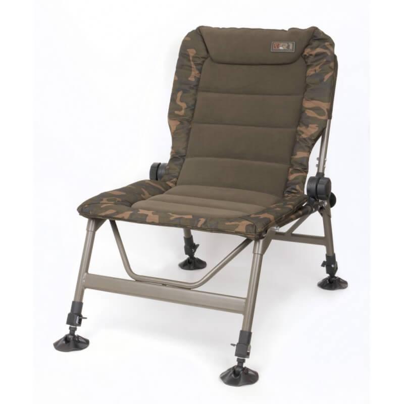 Kreslo FOX R1 Camo Recliner Chair