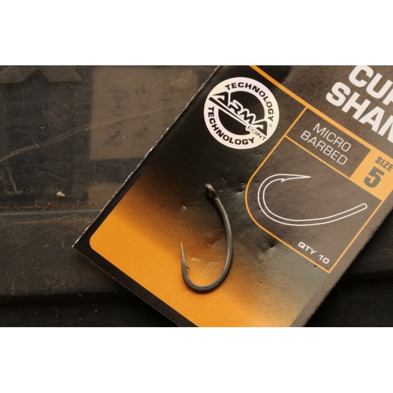 Háčik FOX Edges Curve Shank - Rybárske potreby LM Rybárstvo