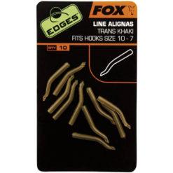 Rovnátka FOX Line Alignas Hook Size 10-7 - Rybárske potreby LM Rybárstvo