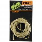 Silikónová hadička FOX Hook Silicone Hook Size 10-7 - Rybárske potreby LM Rybárstvo