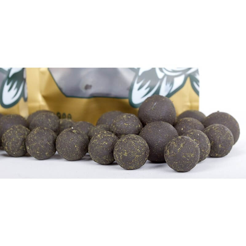 Boilies Nash The Key Cultured Hookbaits 20mm- Rybarske potreby