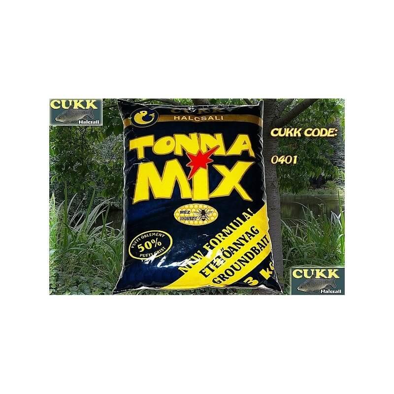 Krmítková zmes Cukk Tonna Mix 3kg