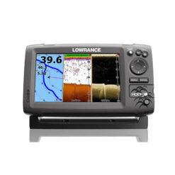 Sonar s GPS Lowrance Hook 7 Chirp - Rybárske potreby LM Rybárstvo