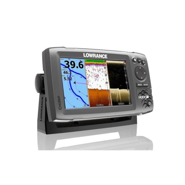 Sonar s GPS Lowrance Hook 7 Chirp