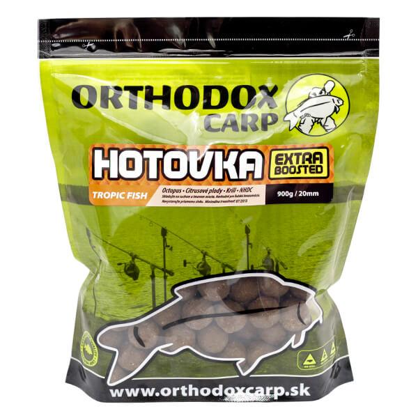 Boilies Orthodox Carp Tropic Fish 900gr - Rybárske potreby LM Rybárstvo