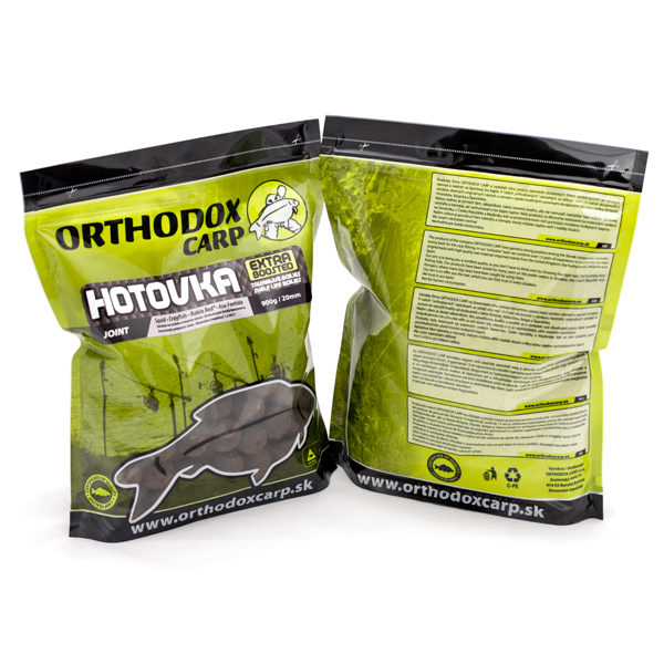 boilies Orthodox carp Joint 900gr