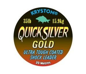 Kryston quick silver gold - Rybárske potreby LM Rybárstvo