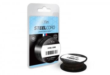 Nadväzcové oceľové lanko FIN STEEL Cord 5m
