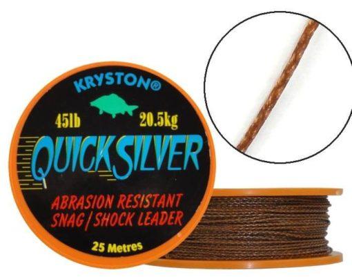 braid quick silver kryston