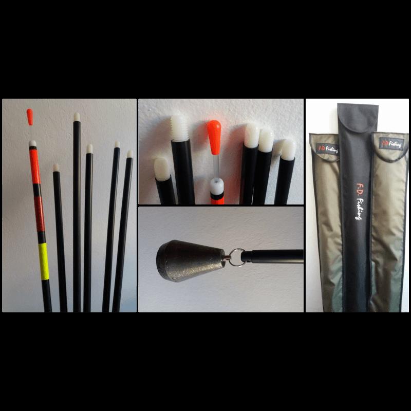 fd fishing tycova bojka srobovacia-komplet