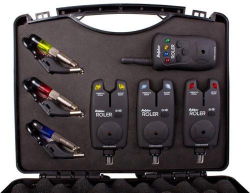 signalizator delphin roler 3+1 - Rybárske potreby LM Rybárstvo