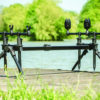 Stojan leeda rouge 3in1 rod pod