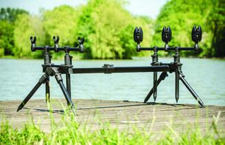 Stojan leeda rouge 3in1 rod pod - Rybárske potreby LM Rybárstvo