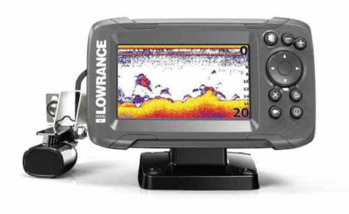 sonar lowrance hook2 4x row - Rybárske potreby LM Rybárstvo