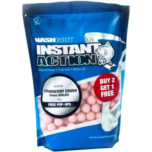 nash boilies instant action strawberry crush 1 1