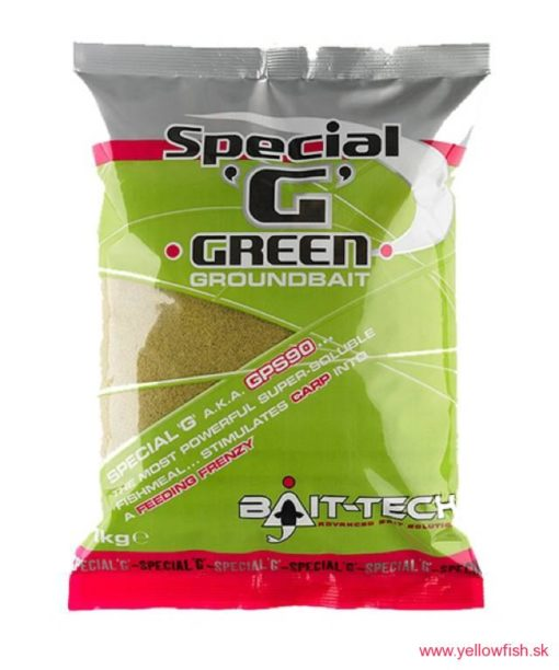special G green